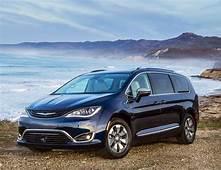 Chrysler Pacifica  Plug In Hybrid Minivan Starts At