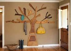 kreative wandgestaltung selber machen 25 wood decor ideas bringing unique texture into modern