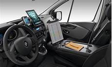 Renault Trafic Interieur New Trafic Discover The Interior Of The Quot 224 Vivre