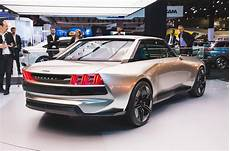 peugeot e legend peugeot e legend concept shown at autocar