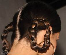 hairstyle how to looped side braids braids hairstyle