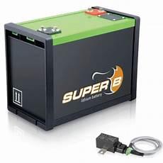 Batterie Lithium B 100ah 12v Pour Bateau Et Cing