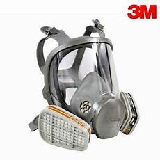 masque anti poussière 6057 3m 6000 series gas dust mask respirator 6800