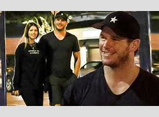 Chris Pratt is all smiles on dinner date with Katherine