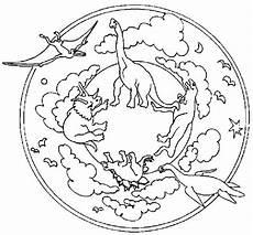 dinosaurs mandala coloring pages mandala coloring pages