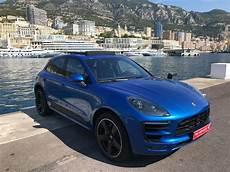 Porsche Macan S 3 0 V6 S Diesel S 233 L 233 Ctionn 233 Par Rs Monaco