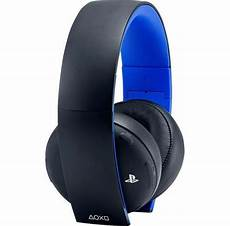 sony ps4 official wireless headset 7 1 version 2 0 sony