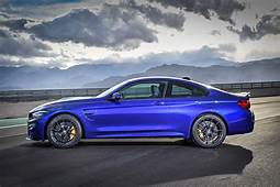 The BMW M4 CS Is A Limited Run With Power Bump
