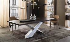 table verre design italien table living by riflessi tables