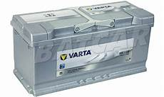 varta silver dynamic varta silver dynamic i1 110 ah 920a en autobatterie audi