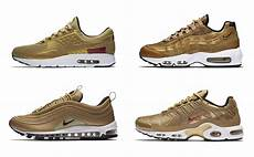 nike s air max quot metallic gold quot pack drops in singapore on