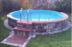 Pool Bodenplatte Ohne Beton Mit Conzero