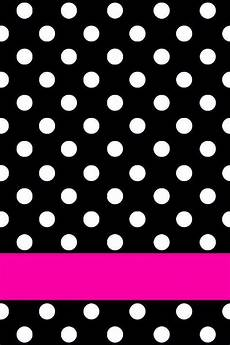black pink white wallpaper black n white dots pink stripe wallpapers phone