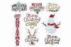 merry christmas svg bundle in svg dxf png eps jpeg