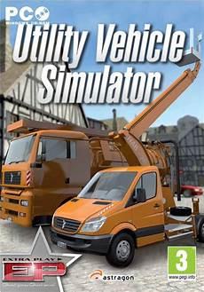 Utility Vehicle Simulator Sur Pc Jeuxvideo