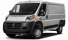 The 2017 Chevrolet Express Cargo Vs Ram ProMaster