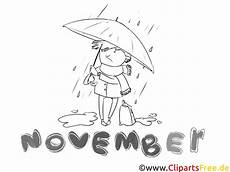 November Malvorlagen November Months Of The Year Coloring Pages
