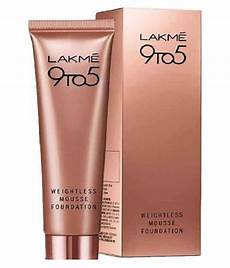 top 5 inspirations from lakme lakme 9 to 5 cream foundation beige buy lakme 9 to 5