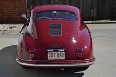 1951 porsche 356 split window coupe sold road scholars
