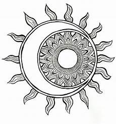 Malvorlagen Sonne Und Mond Sonne Und Mond Sytho S
