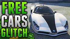 gta 5 glitches free cars glitch how to get