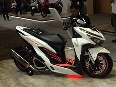 Modifikasi Vario 125 2018 by Modifikasi All New Honda Vario 2018 Ceper Semarmoto