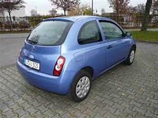 Nissan Micra 1 2 K12 48 Kw Blau Benziner Tolle