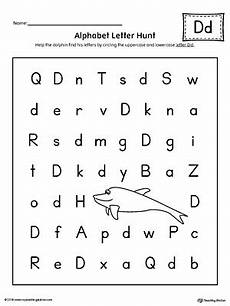 letter d worksheets 24203 say and trace letter d beginning sound words worksheet myteachingstation