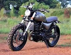 250 Modif Japstyle by Modifikasi Kawasaki 250 Ala Japstyle Modif Motor