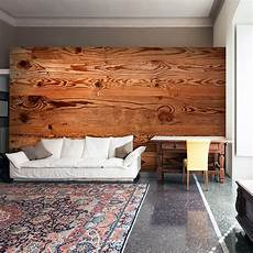 Vlies Fototapete Holzwand Braun Holz Tapete Muster