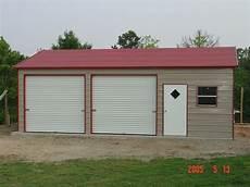 Garage Doors 8 X 10 Price by 22 X 31 X 10 Boxed Eave Garage Choice Metal Buildings