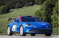 Alpine Readies Rally Spec A110 For International