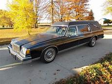 find used 1984 buick electra estate wagon hearse 5 door 5 0l in reese michigan united states
