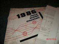 99 ford econoline wiring diagram 1986 ford econoline wiring electrical diagrams manual schematics sheets set ebay