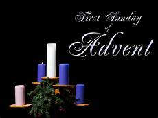 1st sunday of advent happy new liturgical year