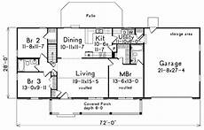 house plans 1400 square feet country style house plan 3 beds 2 baths 1400 sq ft plan