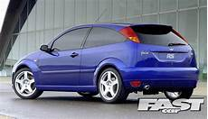 Ford Focus Rs Mk1 Buying Guide Fast Car