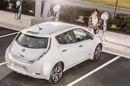 2015 Nissan Leaf &171 Inhabitat – Green Design Innovation