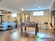 salle de jeux maison maison vendu gatineau immobilier qu 233 bec duproprio 152901