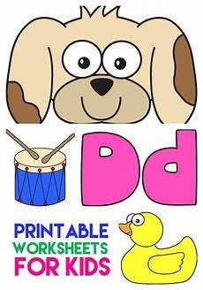letter dd worksheets 23058 free letter d worksheets instant free homeschool deals