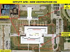 offutt afb housing floor plans strategic us air force base lies under water as arctic