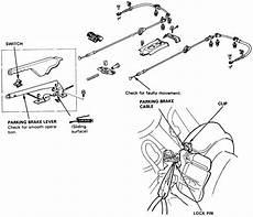 airbag deployment 1994 subaru alcyone svx parking system repair guides parking brake parking repair guides parking brake cables autozone com