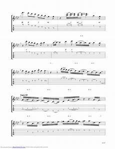 midnight blue guitar pro tab by kenny burrell musicnoteslib com kenny burrell guitar