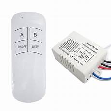 Ktnnkgtuya Remote Wifi Switch 220v by 220v Multifunctional Remote Switch Wireless