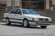 And Ready To Roll 1991 Audi 200 Quattro