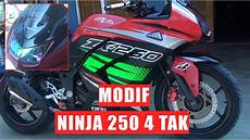 250 Karbu Modif Simple 250 karbu modif simple merah cutting