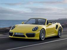 Porsche Launches Refreshed 911 Turbo And S