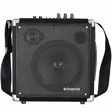 Portable Mini Outdoor Wireless Bluetooth Stereo by Polaroid Bluetooth Wireless Stereo Lifier Indoor