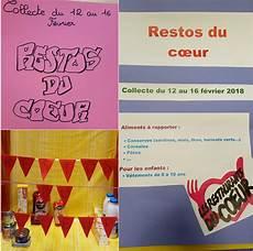 Collecte Pour Les Restos Du Coeur Coll 232 Ge Jean Malrieu