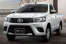 2018 Toyota Hilux Facelift Gets New Tacoma Style Paul